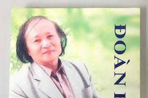 Đọc 'Mấy áng thơ tình' của Nhạc sĩ - Nhà thơ Đoàn Bổng