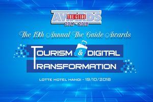 'Chuyển đổi số trong phát triển du lịch' tại The Guide Awards 19