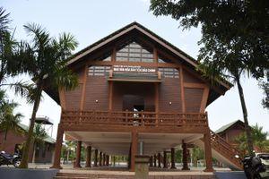 Đưa vào hoạt động Nhà văn hóa dân tộc Bàu Chinh