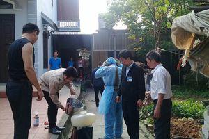 Trưng Vương xây dựng 'Tự hào là công dân Uông Bí'