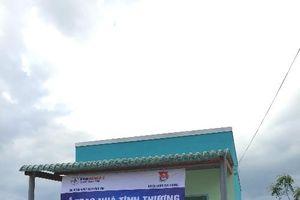 Ban QLDA Nhiệt điện Vĩnh Tân tổ chức Lễ bàn giao mái ấm tình thương