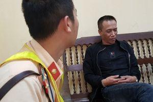 Bắc Giang: Kiểm tra xe chạy quá tốc độ, công an bắt giữ đối tượng tàng trữ, vận chuyển ma túy