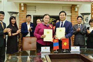 Đàm phán hiệp định giữa Việt Nam và Mông Cổ về dẫn độ