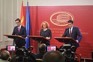 Macedonia khởi động đàm phán gia nhập NATO
