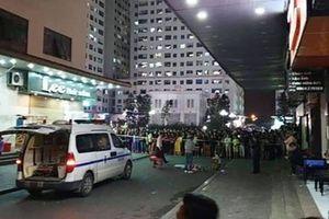 Thông tin choáng váng về vụ trẻ sơ sinh bị thả từ tầng 31 chung cư Linh Đàm
