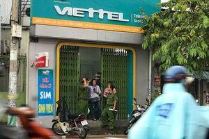 Cửa hàng ủy quyền của Viettel bị trộm rinh két sắt hơn 1 tỷ đồng