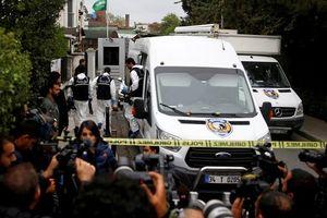 Cảnh sát Thổ Nhĩ Kỳ lật tung mọi ngõ ngách để tìm nhà báo mất tích