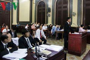 Viện kiểm sát yêu cầu làm rõ nhiều tình tiết vụ Vinasun kiện Grab
