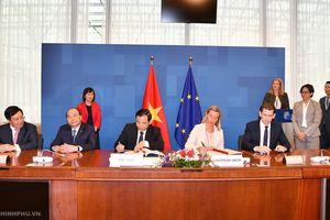 Việt Nam và EU ký Hiệp định VPA/FLEGT
