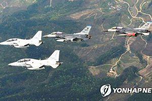Mỹ và Hàn Quốc hủy tập trận không quân thường niên