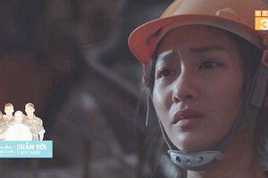 Hậu duệ mặt trời: 2 người gặp nạn, bác sĩ Hoài Phương bật khóc vì phải lựa chọn cứu một người