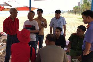 Du khách Trung Quốc đột quỵ khi đang tắm biển Đà Nẵng