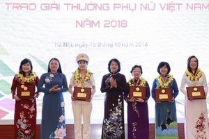 Điểm chung của giải thưởng PNVN 2018: Đam mê, Sáng tạo và Cống hiến