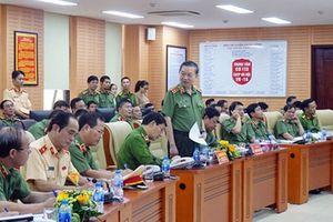 Kịp thời giải quyết các tình huống về an ninh, trật tự tại Thủ đô