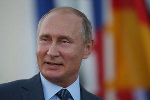 Tổng thống Nga bắt đầu thăm Uzbekistan cấp nhà nước