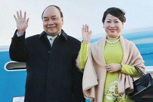 Thủ tướng đã đến Copenhagen, dự P4G và thăm chính thức Đan Mạch