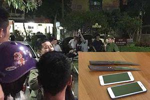 Loạn đả trong đêm gây náo loạn Bệnh viện TP Thanh Hóa