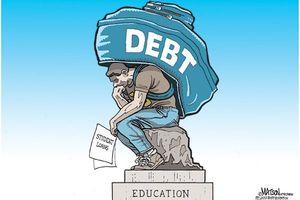 Khối nợ sinh viên 1.500 tỉ đô la đe dọa kinh tế Mỹ