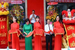Khai trương Văn phòng công chứng Nguyễn Thị Ngọc Bích