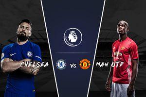 Chelsea vs MU: HLV Mourinho tìm chiến thắng đầu tiên ở Stamford Bridge