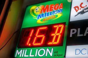 Giải độc đắc xổ số Mega Millions lên 1,6 tỷ USD, lớn nhất lịch sử Mỹ