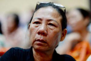 Người dân Thủ Thiêm trào nước mắt tại cuộc gặp Bí thư Nhân
