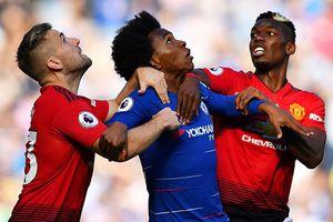 Chelsea vs MU (2-2): 'Quỷ đỏ' đánh rơi chiến thắng ở phút 90+6