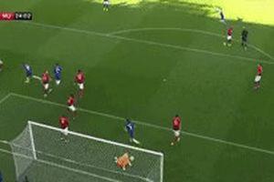 Pogba gắt gỏng đổ lỗi cho đồng đội sau bàn thắng của Rudiger