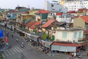 Mở rộng không gian công cộng phố cổ Hà Nội: Lợi ích kép