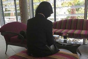 Vợ cựu chủ tịch Interpol không muốn một mình gặp quan chức Trung Quốc