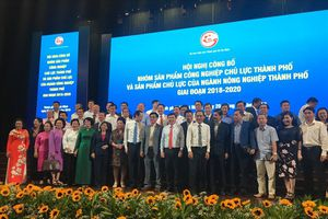 TP.HCM công bố sản phẩm chủ lực của ngành công nghiệp và nông nghiệp