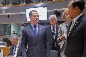 Thủ tướng Nga ngầm nói Mỹ thiếu khôn ngoan