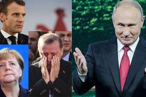 Nga từng bước hất cẳng Mỹ khỏi Trung Đông
