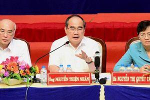 Bí thư TPHCM: Sẽ xử lý những cá nhân sai phạm trong dự án Thủ Thiêm