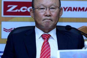 Thái Lan 'xưa' rồi, HLV Park Hang-seo nghĩ 'lớn' về Asian Cup 2019