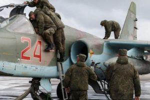 Chiến sự Syria: Nga tiêu diệt 87.000 quân khủng bố
