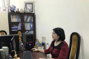 Nữ nhà giáo nặng lòng với ngành công tác xã hội
