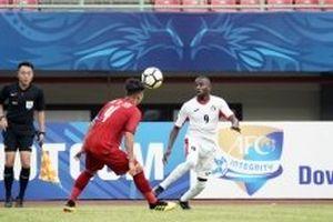 U19 Việt Nam hẹp cửa đi tiếp tại Vòng chung kết châu Á