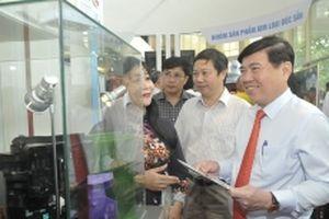 TP Hồ Chí Minh nghiên cứu chính sách hỗ trợ các nhóm sản phẩm chủ lực