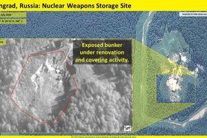 Nga xây dựng boongke chứa vũ khí hạt nhân tại Kaliningrad