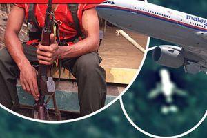 Nguy hiểm chết người rình rập nhóm tìm kiếm MH370 ở rừng rậm Campuchia