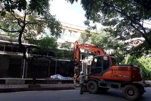 Phó Thủ tướng yêu cầu Hà Nội xử lý dứt điểm vi phạm liên quan đến mương thoát nước Phan Kế Bính