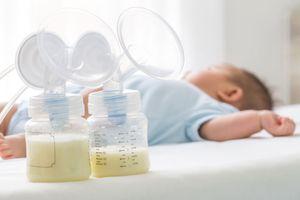 Giảm nguy cơ tiểu đường nhờ sữa mẹ