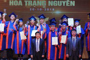 Vinh danh 195 học sinh, sinh viên phía Bắc giành giải thưởng Hoa Trạng Nguyên