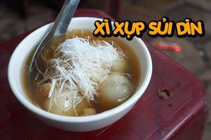 Mùa đông thưởng thức sủi dìn - đặc sản trứ danh Hải Phòng