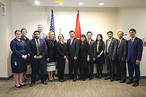 Mỹ hỗ trợ Việt Nam nghiên cứu ung thư