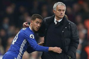Mourinho xác nhận muốn có Hazard ở M.U