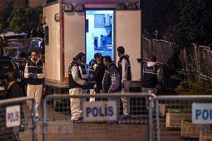 Bản tin 20H: Thổ Nhĩ Kỳ tiết lộ 'sốc' về cái chết của nhà báo Jamal
