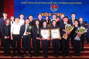 Đoàn Thanh niên TANDTC tham dự Hội thi Thanh niên với cải cách hành chính và văn hóa công sở