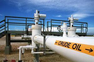 Giá dầu chốt lại tuần sụt giảm